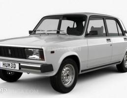 ماشین VAZ Lada 2105 سال 1997