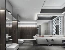 صحنه داخلی آرایشگاه