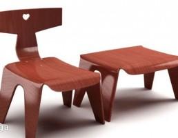 میز + صندلی اتاق کودک