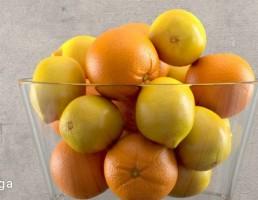 لیمو + پرتقال