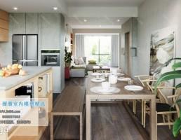 آشپزخانه سبک نودریک