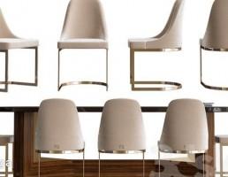 ست میز و صندلی نهارخوری ایتالیایی