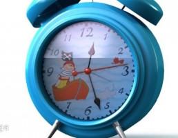 ساعت رومیزی بچگانه
