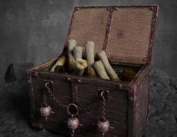 صندوق عتیقه و فانتزی