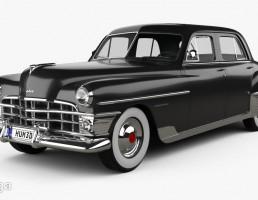 ماشین کرایسلر نیویورکر سال 1950
