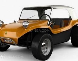 ماشین فلوکس واگن مدل  Buggy Meyers Manx سال 1965