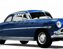 ماشین هادسون هورنت 1952
