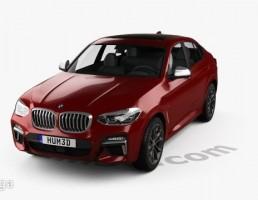 ماشین BMW X4 سال 2019