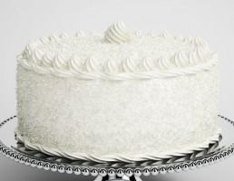 کیک خامه ایی