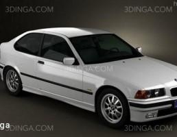 ماشین BMW مدل E36 compact سال 1994
