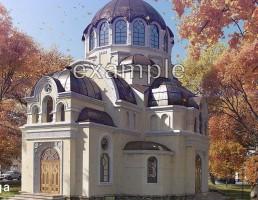 نمای خارجی کلیسا
