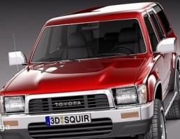 تویوتا مدل 4runner سال 1989- 1997