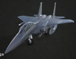 هواپیمای جنگنده F-15E Strike Eagle