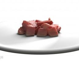 گوشت ماهی تن