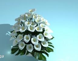 دسته گل شیپوری