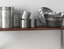 وسایل آشپزخانه - لیوان استیل