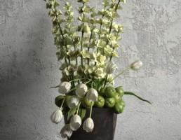 گل و گلدان خانگی