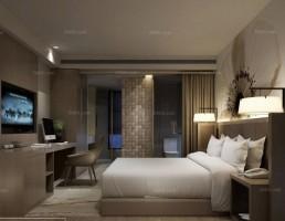 هتل سبک مدرن 16