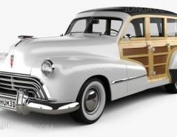 ماشین Oldsmobile Special سال 1947