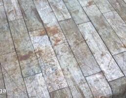 تکسچر PBR  کفپوش چوبی قدیمی