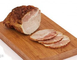 تخته برش + برش گوشت خوک