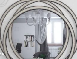 آینه دیواری فانتزی