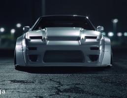 ماشین نیسان مدل 380SX