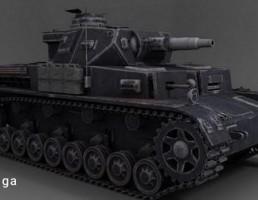 تانک WW2  آلمانی