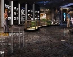 صحنه داخلی نمایشگاه