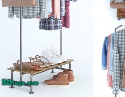 مجموعه لباس و کفش