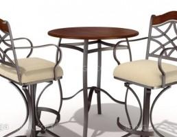 ست میز و صندلی نهارخوری رستوران