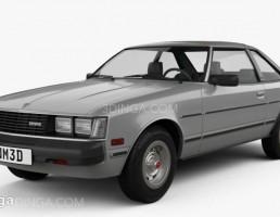ماشین تویوتا مدل  Celica ST Coupe سال 1979