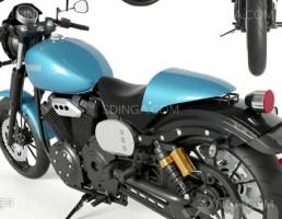 موتور سیکلت مسابقه ای یاماها XV950