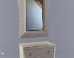 دراور + آینه