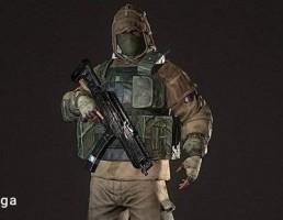 نیروی نظامی FSB