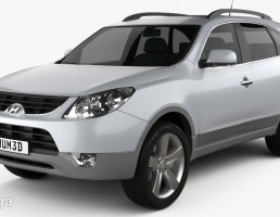 ماشین هیوندای مدل  ix55 Veracruz  سال 2011