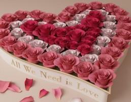 گل رز فانتزی