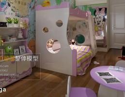 اتاق کودک سبک مدرن