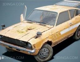ماشین کوپه کلاسیک
