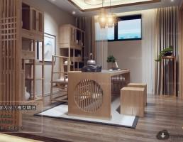 دکوراسیون خانه سبک آسیایی 2