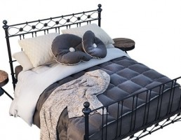 تخت خواب استیل