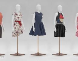 مانکن + لباس زنانه