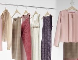 مجموعه لباس زنانه + کیف