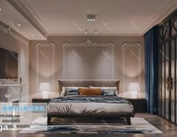 اتاق خواب سبک کلاسیک