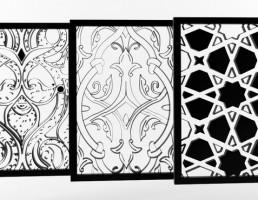 نقاشی سه بعدی ایرانی 1