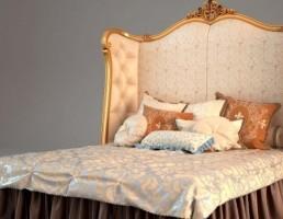 تختخواب کلاسیک Art.GLA701