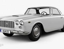 ماشین Lancia Flaminia سال 1963