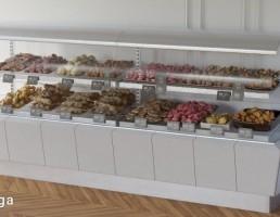 یخچال ویترینی فروشگاهی