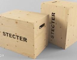 جعبه پرش ورزشی