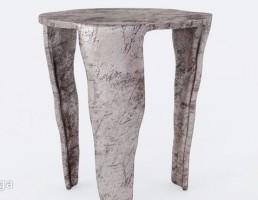 میز قهوه فلزی